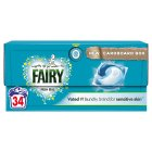 Fairy Non-Bio Washing Capsules 38 Washes - 1109.6g Brand Price Match - Checked Tesco.com 29/07/2015