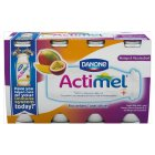 Actimel mango & passionfruit - 8x100g Brand Price Match - Checked Tesco.com 28/07/2014