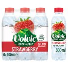 Volvic touch of strawberry flavour - 6x50cl