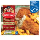 Birds Eye Harry Ramsden's 4 large haddock fillets