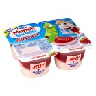 Munch Bunch jelly delight strawberry - 4x85g