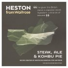 Heston from Waitrose Steak, Ale & Kombu Pie