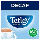 Tetley decaf 160 tea bags - 500g