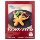 Food Empire 8 torpedo shrimps - 144g