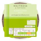 Waitrose elderflower jelly with berries - 175g
