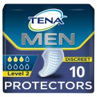 Tena for men level 2 - 10s Brand Price Match - Checked Tesco.com 16/07/2014