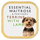 essential Waitrose terrine with lamb - 150g
