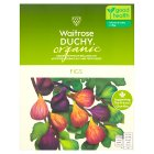 Waitrose LOVE life organic ready to eat soft dried figs - 250g
