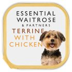 essential Waitrose terrine with chicken - 150g
