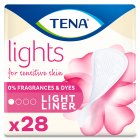 Lights by Tena liners light - 28s Brand Price Match - Checked Tesco.com 16/04/2014