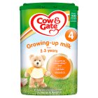 Cow & Gate growing up milk 2-3 years - 800g Brand Price Match - Checked Tesco.com 05/03/2014