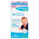 Wellkid Baby & Infant natural orange & vanilla syrup - 150ml