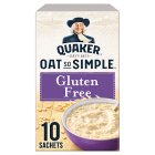 Oat So Simple Gluten Free 10 Sachets - 350g
