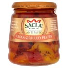 Sacla Italia antipasto char-grilled peppers - 290g Brand Price Match - Checked Tesco.com 04/12/2013