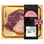 Waitrose 30 day aged Hereford beef sliced leg -