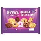 Fox's favourites - 1x400g Brand Price Match - Checked Tesco.com 04/12/2013