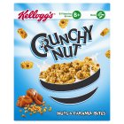 Kellogg's Crunchy Nut bites nuts & caramel - 360g Brand Price Match - Checked Tesco.com 30/03/2015