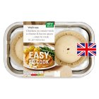 Waitrose Easy To Cook 2 chicken en croutes - 360g