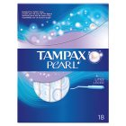 Tampax Pearl Lite Applicator Tampon Single 18PK - 18s Brand Price Match - Checked Tesco.com 30/07/2014
