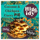 Higgidy Coconut Spiced Chickpea Pie - 260g