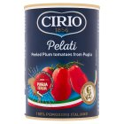 Cirio tinned peeled plum tomatoes - drained 250g Brand Price Match - Checked Tesco.com 23/07/2014