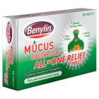 Benylin mucus cough & cold all in one relief tablets - 16s