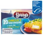 Young's 20 fish fingers - 500g