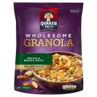 Quaker Oats Wholesome Crunch Pecan Granola - 550g New Line
