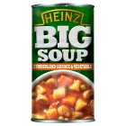 Heinz Cumberland sausage & vegetable big soup