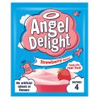 Angel Delight Strawberry Flavour - 59g