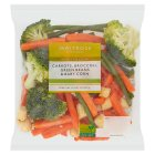 Waitrose Prepared chef's vegetable selection - 250g