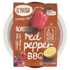 G'Nosh roasted red pepper & BBQ - 150g