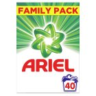 Ariel Actilift Bio Washing Powder 40 Washes - 2600g Brand Price Match - Checked Tesco.com 24/08/2016