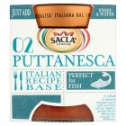 Sacla 02 puttanesca - 190g Introductory Offer