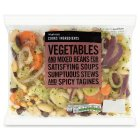 Waitrose Cooks' Ingredients vegetable stew mix - 400g