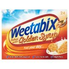 Weetabix golden syrup - 24s Brand Price Match - Checked Tesco.com 05/03/2014