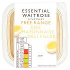 essential Waitrose egg mayonnaise deli filler - 240g