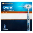 Oral-B triumph 4000 care electric toothbrush