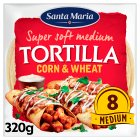 Santa Maria Mexican 8corn tortillas - 320g