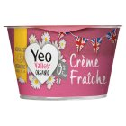 Yeo Valley crème fraîche 0% fat - 200g Introductory Offer