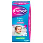 Calcough infant syrup - 125ml Brand Price Match - Checked Tesco.com 27/08/2014
