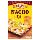 Old El Paso nachos kit - 520g Brand Price Match - Checked Tesco.com 16/04/2014