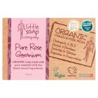 Little Soap Pure Rose Geranium - 110g