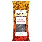 Twinings English breakfast - whole leaf silky pyramids 15 tea bags - 37.5g