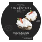 Findlater's Stilton & pear paté - 120g