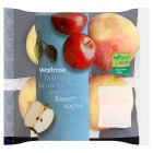 Waitrose Kanzi Apples traypack - 4s