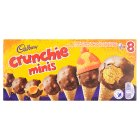 Cadbury crunchie minis - 8x25ml Brand Price Match - Checked Tesco.com 26/08/2015