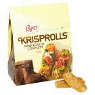 Krisprolls wholegrain - 225g Brand Price Match - Checked Tesco.com 27/07/2015