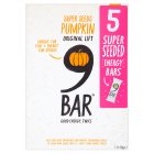 9Bar Super Seeds Pumpkin Original - 5x40g