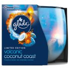 Glade Candle Volcanic Coconut - 120g